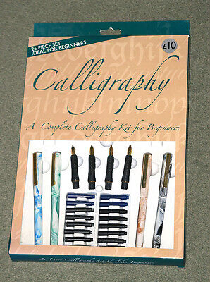 26 Piece Calligraphy Set for Beginners