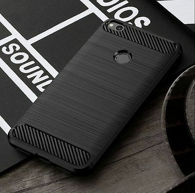 For Huawei P8 P9 P10 lite Shockproof Silicone TPU Protective Case Cover