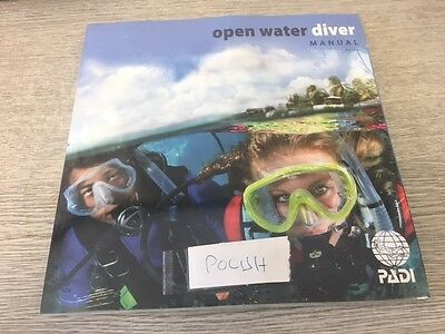 POLISH POLSKI version. PADI Open Water Diver Course Student Manual and RDP