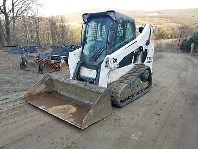 2016 Bobcat A770 Skid Steer Fully Loaded Exceptional Condition Ready 2 Work Pa!