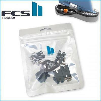 FCS II Tab Infill Kit NEW Genuine FCS FIN System Spacers surfboard NEW