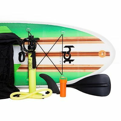 "10""2ft Inflatable Stand Up Paddle Board Package deal ISUP Hot Surf 69 ""The Bug"""