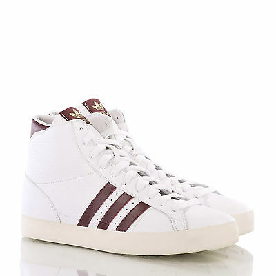 the latest a335e 04fd6 Adidas Originals Basket Profi White Red Us 10 Uk 9,5 Eur 44 Consortium  G65131