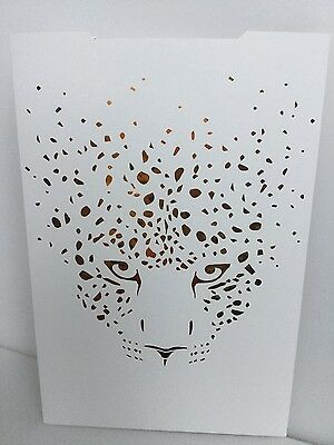 Bnwot Cartier - Stunning Iconic Panther Cut Out Keepsake Folder With Gold Foil