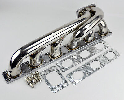 T3 Flange Stainless Steel Turbo Manifold FITS BMW E36 92-98 M50 M56 I6