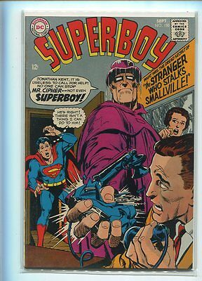 Superboy #150 Hi Grade Dramatic Cover Gem