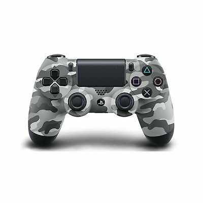Official Sony PlayStation 4 PS4 Dualshock 4 Wireless Controller Urban Camoflauge