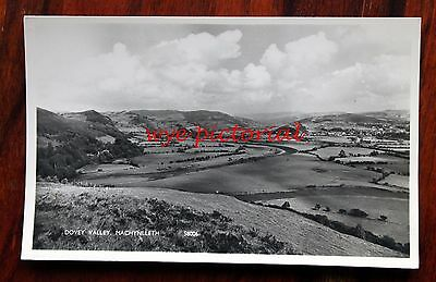 Machynlleth Dovey  Valley - Real Photo Postcard