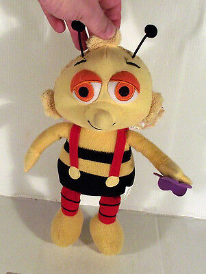 "10"" Bumble Bee From Fifi And The Flowertots Soft Toy"