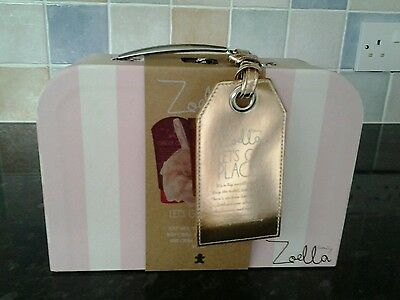 Zoella Let's Go Places Gift Set Case  New