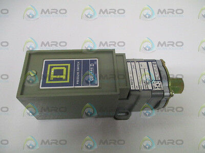 Square D 9012-Gng-4 Ser.c Pressure Switch (As Pictured) *new No Box*