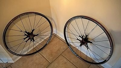 Specialized roval fusee star e5 aero wheels