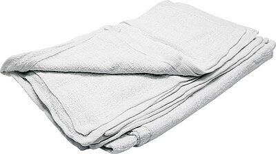 Allstar Performance White Cloth Shop Towels 12 Pc Part Number 12012