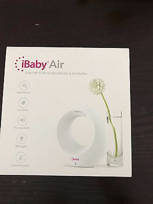 Brand New iBaby Air Smart Air Quality Monitor & Purifier