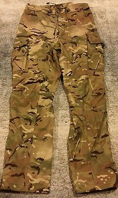 Carinthia MTP Royal Marines Goretex Cold Weather Trousers Large British Army