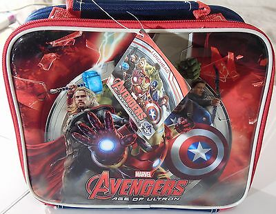 Marvel Avengers, Age of Ultron Lunch bag - Reference: 81704