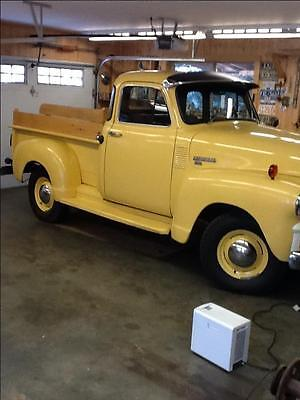 1954 Chevrolet Other Pickups  1954 Chevrolet 3100 5 Window Pickup