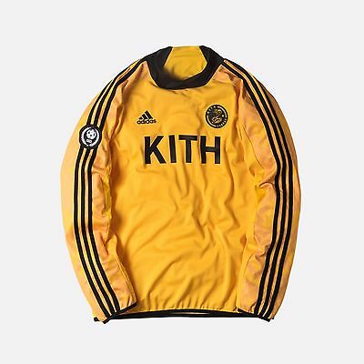 734c42ab KITH X ADIDAS SOCCER GOALIE JERSEY Size: Large - $150.84 | PicClick