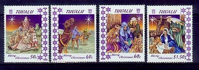 tuvalu/1996 christmas day 4s /mnh.good condition