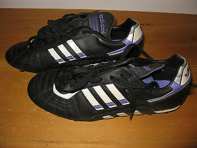 ADIDAS SOCCER BOOTS NEW-OLD-STOCK Screw in stops Broadwedge brand size 8.5