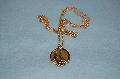 Vintage LDS Young Womens Personal Progress Award Pendant/Necklace