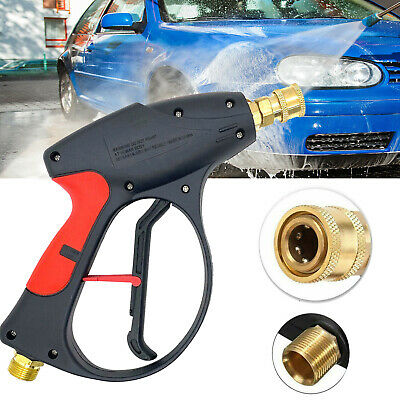 High Pressure Car Yard Washer Gun Water Jet 3000 PSI For Pressure Power Washers