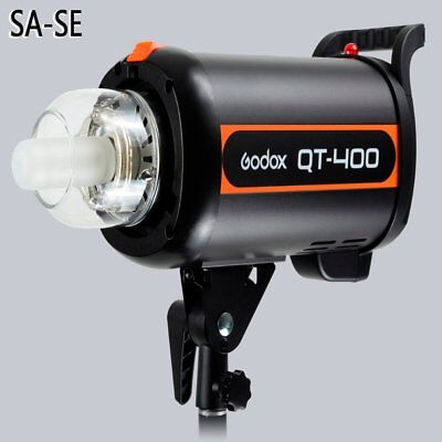 Godox QT-400 400W Hi Speed Flash Duration 1/5000s Studio Strobe Light 220~240V