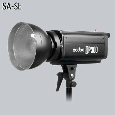 Godox Pro DP300 300W 300Ws Professional Studio Lighting Strobe Flash Light Head