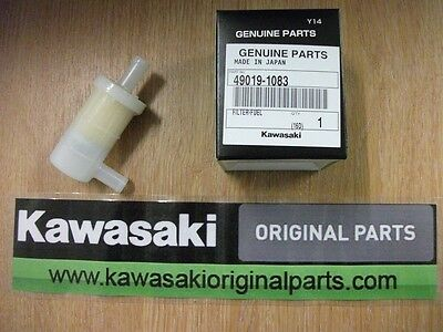 Kawasaki Fuel Filter ZX9R & ZZR1200 pt no 49019 1083
