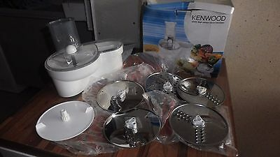 kenwood  multifonctions chef major accessoires robot menager rapes neuf A998