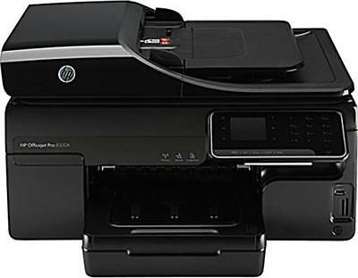 HP Officejet Pro 8500A  All-in-One Inkjet Printer with Duplex unit & Ink