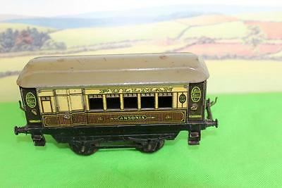 Hornby Series No 1 Pullman Coach Ansonia 1920's With Opening Doors Composite Coa