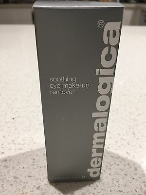 Dermalogica Eye Make Up Remover Soothing 118ml  Alcohol Free