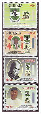 Nigeria -University of Nigeria/Games 2015 - Holograms Set - NHM