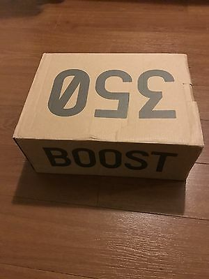 New Yeezy Sply 350 Boost Red Black Size US 10 (reps)