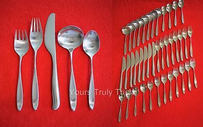 1 or more LAUFFER DESIGN 2 GERMANY 5-PIECE PLACE SETTING(s) 18/8 Stainless