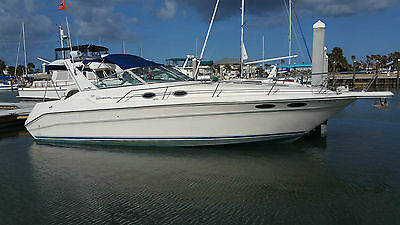 Searay Sundancer 330