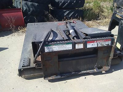 "Bobcat Brushcat 72"" Attachment"