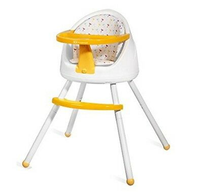 Kinderkraft 3-in-1 High Chair Feeding Chair Baby Chair Tutti
