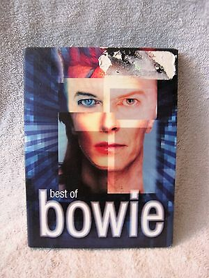 David Bowie - Best Of Bowie - 2 Dvd Set - Amazing Collector's Item - Great Gift!