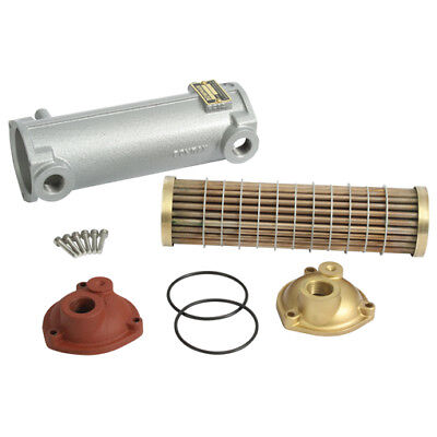 1530-5TN1B, TUBE STACK TO SUIT FC160-5, Bowman Oil Coolers