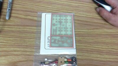 Chaney Educational Kit - Learn to Solder  with LED Flasher  C6445 - Vintage