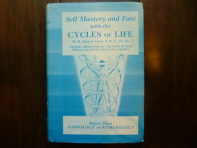 Self Mastery and Fate with the Cycles of Life by H. Spencer Lewis Amorc
