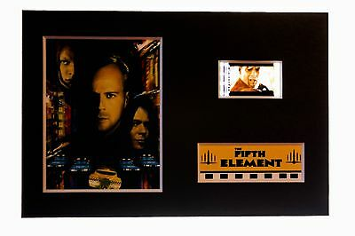 Fifth Element -  6 x 4 Unframed movie film cell display great gift