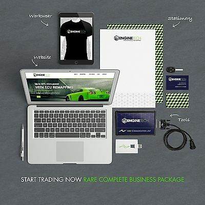 Mobile ECU Remapping business