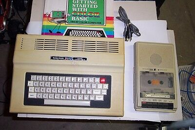 Radio Shack Computer & Rare CCR83 Last of the TRS80 Cassette Tape Storage Series