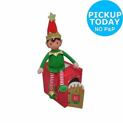 Santas Little Helper - Includes Special Door Stickers :The Official Argos Store