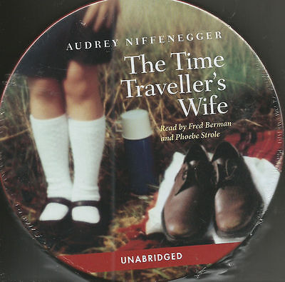 The Time Traveller's Wife,,,Audrey Niffenegger (Audio Book, CD,) *NEW*