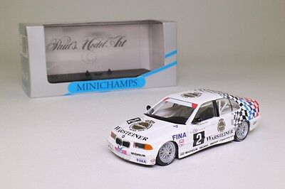 Minichamps 1:18; BMW 318i Touring Car; 1994 ADAC TW Cup, RN2; Excellent Boxed