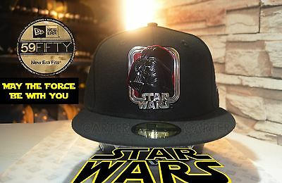 Star Wars 40th Anniversary New Era Limited Edition Darth Vader 59fifty Fitted
